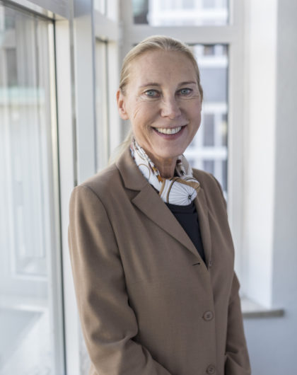 Dr. iur. Liliane Sieber